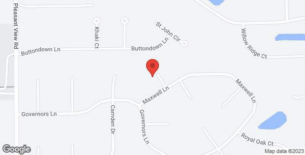 11556 Walton Crescent Zionsville IN 46077