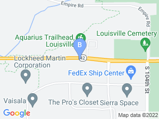 Map of Divine Canine Dog Boarding options in Louisville | Boarding