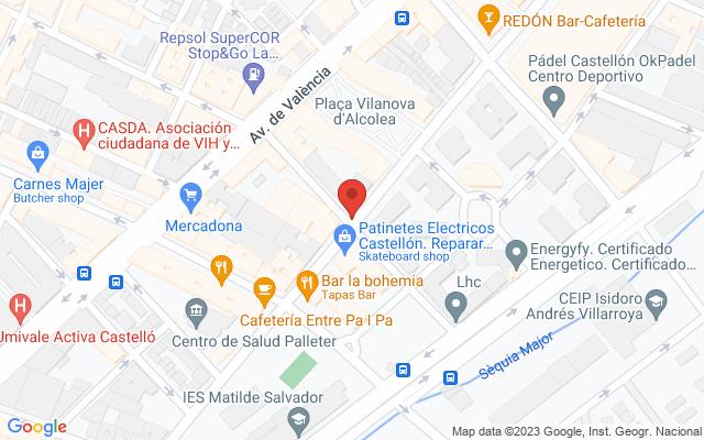 Administración nº14 de Castellon de La Plana