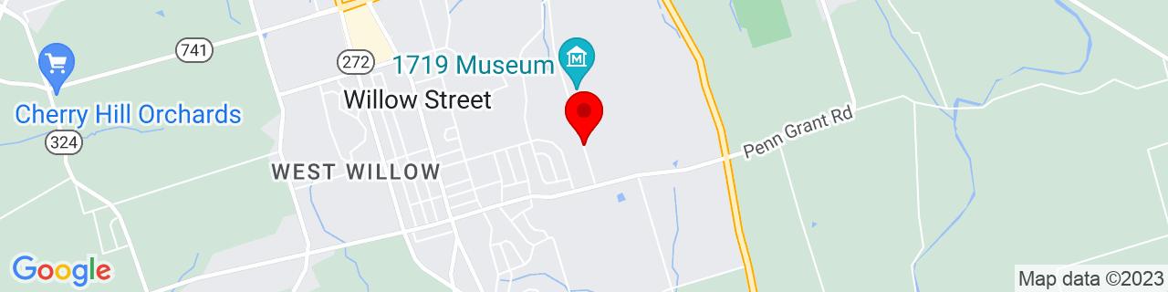 Google Map of 39.9759402, -76.2607548