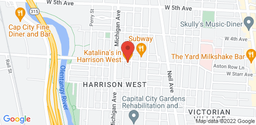 Directions to Katalina's in Harrison West