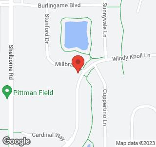 3449 Millbrae Drive