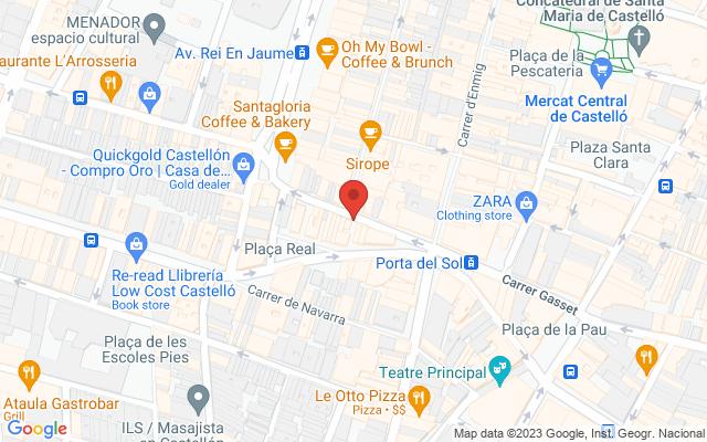Administración nº1 de Castellon de La Plana