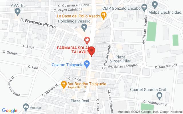 Administración nº1 de Talayuela