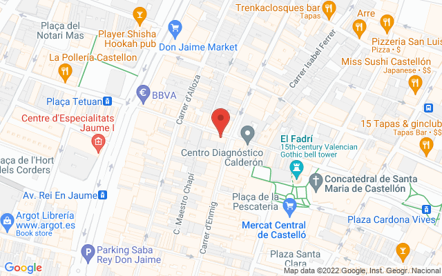 Administración nº5 de Castellon de La Plana