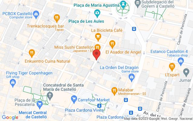 Administración nº11 de Castellon de La Plana