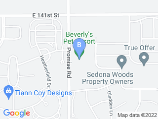 Map of BeverlysPreciousPets Dog Boarding options in Fishers | Boarding
