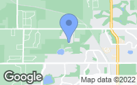 Map of Lafayette, CO