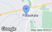 Map of Pataskala, OH