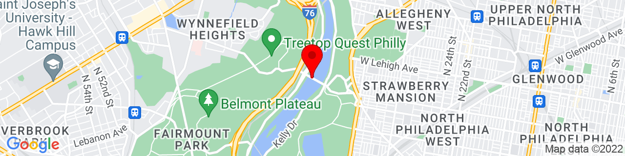 Google Map of 39.995497, -75.1944245