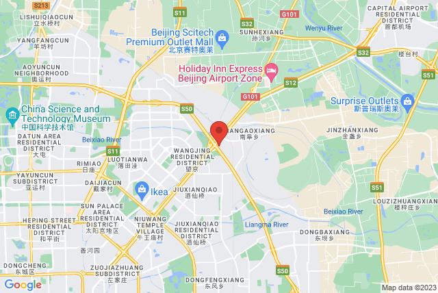 BASI Pilates China Map