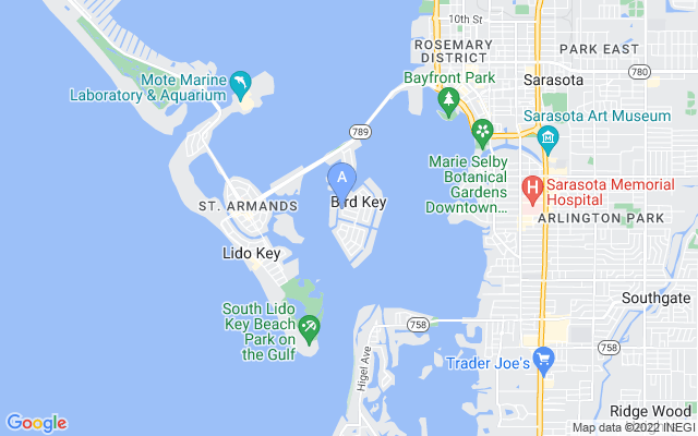 390 Bob White Dr Sarasota Florida 34236 locatior map