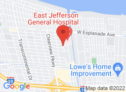 Location of New Orleans Russian Community Center, Inc on a map