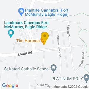 Map to East Village Pub and Eatery provided by Google