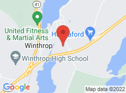 Location of  Winthrop Adult & Community Education on a map