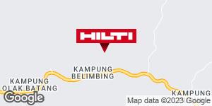 Get directions to Jalan Jelai