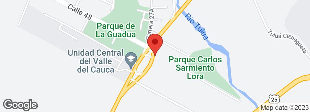 Calle 50 # 40 – 15 Barrio Parque Industrial , Tuluá, VAC