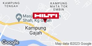 Get directions to Kampung Gajah