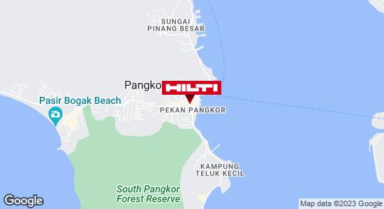 Get directions to PANGKOR