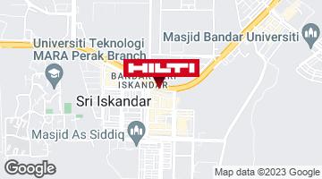 Get directions to Seri Iskandar