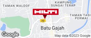 Get directions to BATU GAJAH
