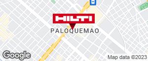 Get directions to Tienda Hilti Bogotá