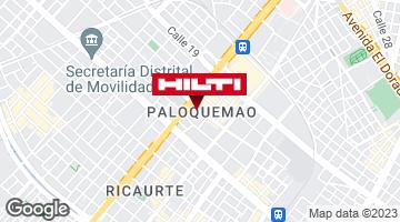 Tienda Hilti Bogotá