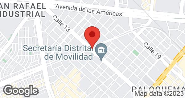 Calle 13 No 38 - 91 3759999, Bogotá, DC