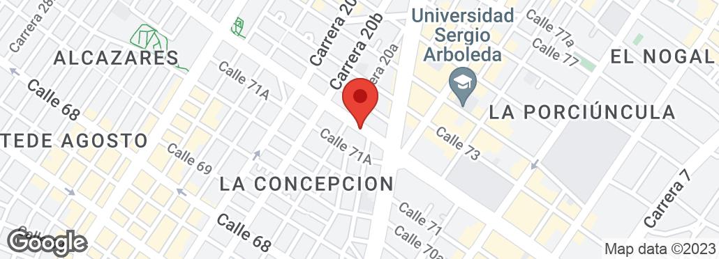 Cl. 72 Cr. 20-67 , Bogota, CUN