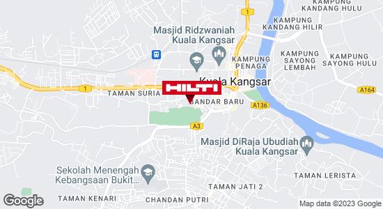 Get directions to KUALA KANGSAR