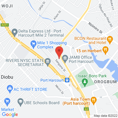 Location of Solola & Akpana Port Harcourt Office