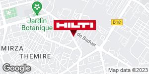 Espace Hilti - Dom-Tom Bâtiment guyanais Matoury - Guyane