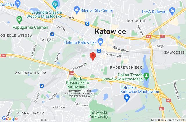 Wyświetl Katarzyna Boratyńska,KATARZYNA BORATYŃSKA na mapie