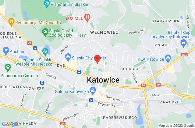 Wyświetl Andrzej Mitręga,ANDRZEJ MITRĘGA na mapie
