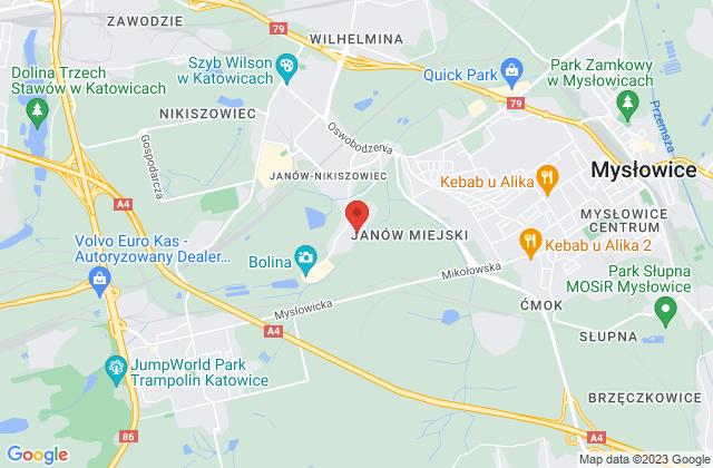 Wyświetl Piotr Jaromin,Jaromin Piotr Firma Handlowo Usługowa na mapie
