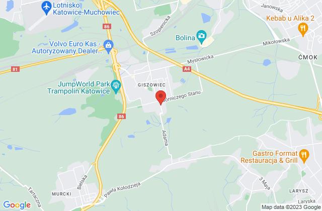Wyświetl Marek Grzegorczyk,M. G. Mobilex na mapie