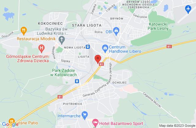 Wyświetl Paweł Gawroński,PaGa Studio na mapie
