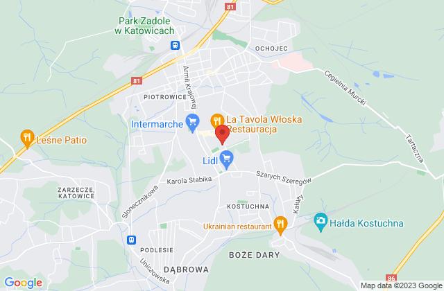 Wyświetl Rafał Drost,Nordam san na mapie