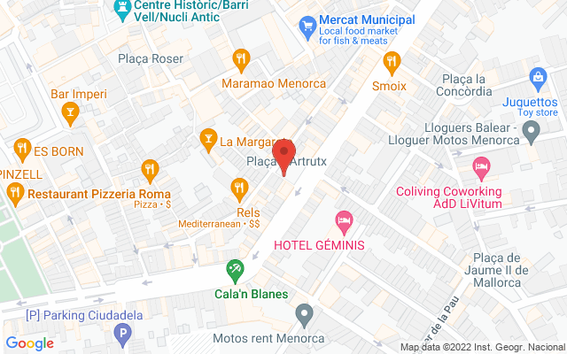 Administración nº2 de Ciutadella de Menorca