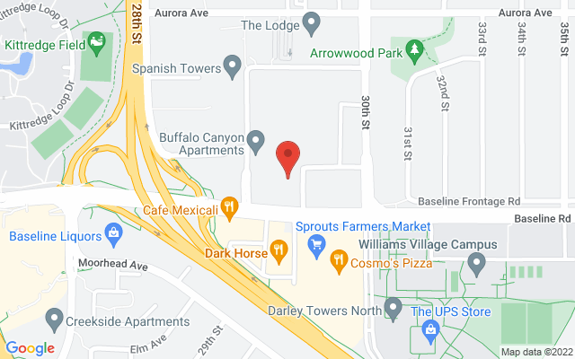 static image of 2935 Baseline Road, Suite 302, Boulder, Colorado