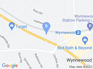 Map of Angel Pet Sitting Dog Boarding options in Wynnewood | Boarding