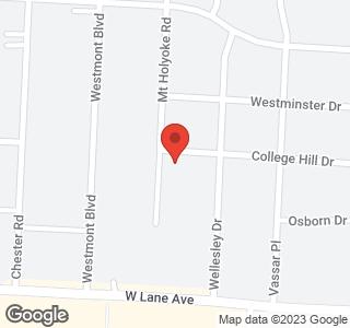 1609 College Hill Drive