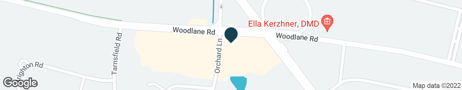 Google Map of800 WOODLANE RD