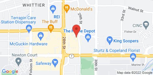 Directions to Native Foods Cafe