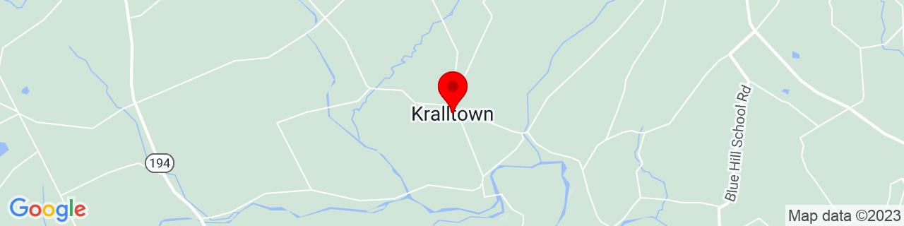 Google Map of 40.019562, -76.983009