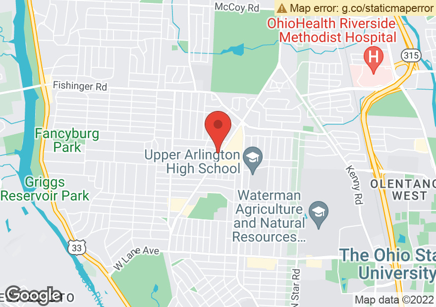 Google Map of 3141 TREMONT RD