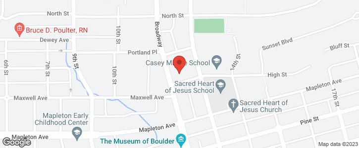 2400 Broadway Street Boulder CO 80304
