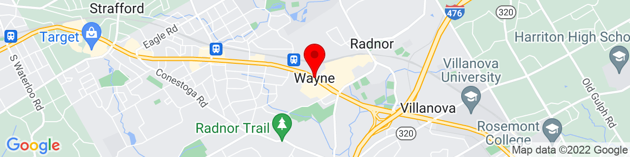 Google Map of 40.0415996, -75.3698895