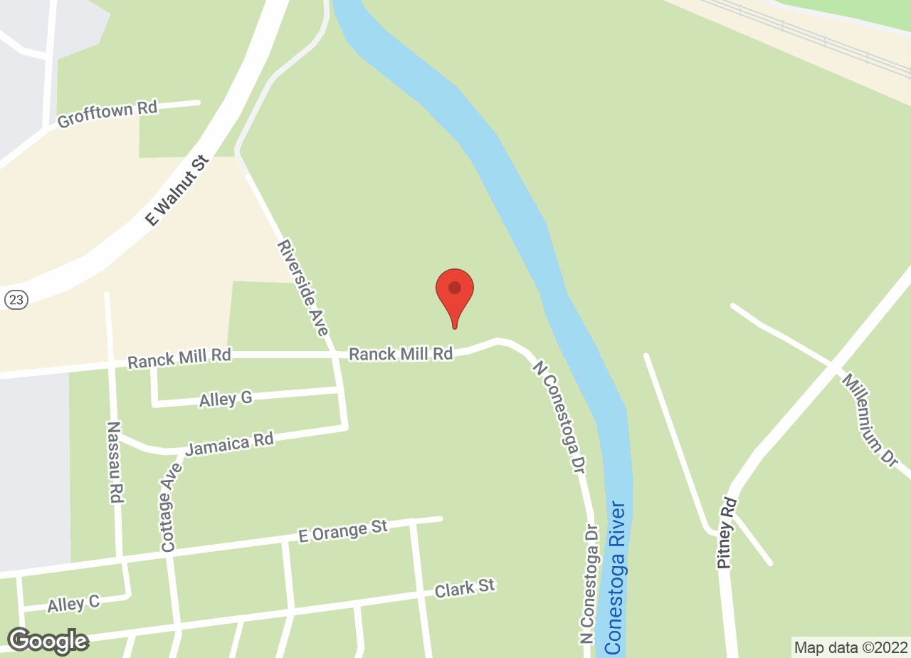 Google Map of VCA Bridgeport Animal Hospital