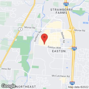 Map of buybuy BABY at 3749 Easton Market, Columbus, OH 43219